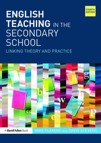 English Teaching in the Secondary School Linking theory and practice book cover