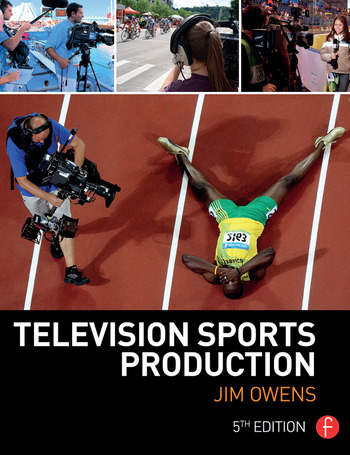 Television Sports Production book cover