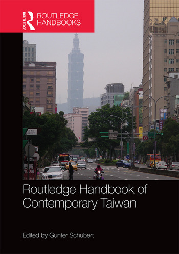 Routledge Handbook of Contemporary Taiwan book cover