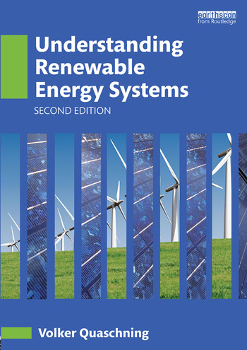 Understanding Renewable Energy Systems book cover