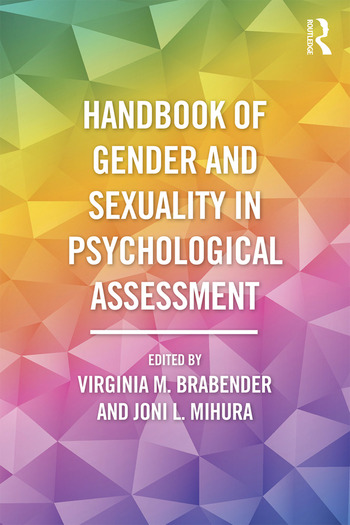 Handbook of Gender and Sexuality in Psychological Assessment book cover