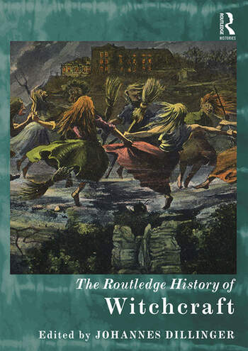 The Routledge History of Witchcraft book cover
