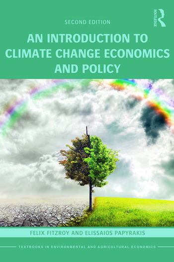 An Introduction to Climate Change Economics and Policy book cover