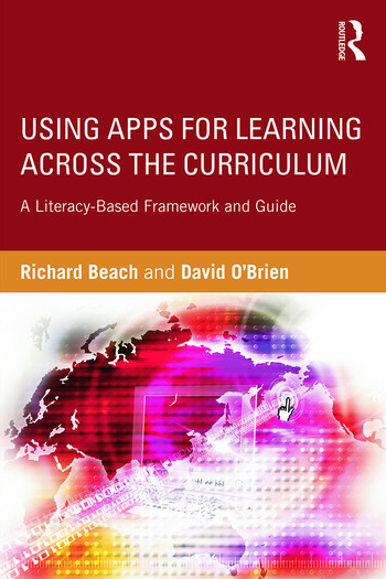 Using Apps for Learning Across the Curriculum A Literacy-Based Framework and Guide book cover