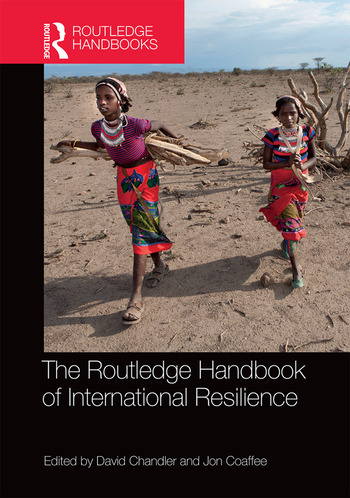 The Routledge Handbook of International Resilience book cover