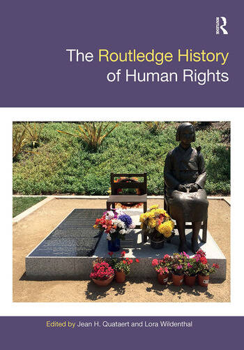The Routledge History of Human Rights book cover