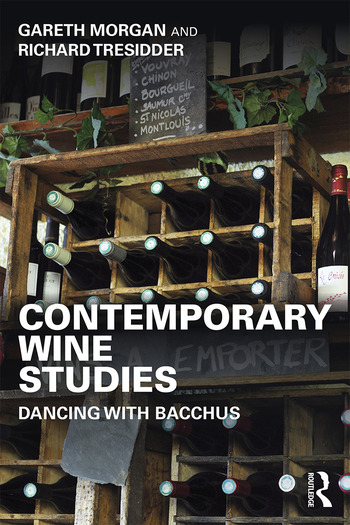 Contemporary Wine Studies Dancing with Bacchus book cover
