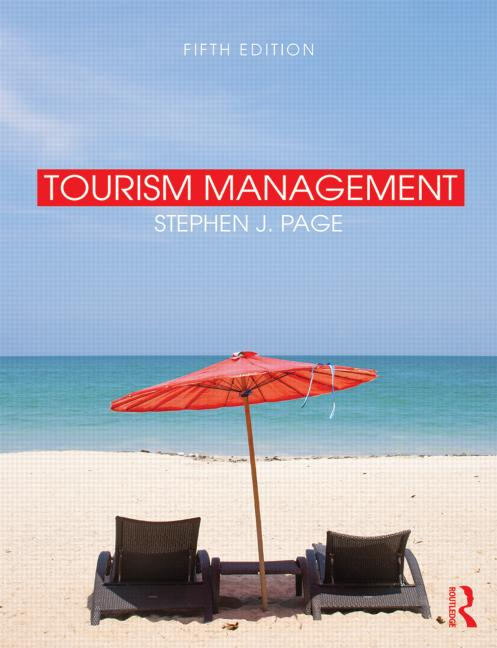 Tourism Management book cover