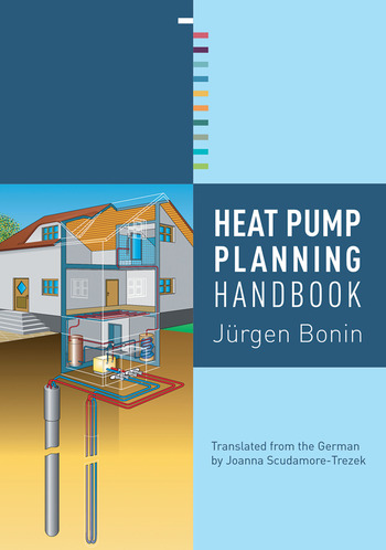Heat Pump Planning Handbook book cover