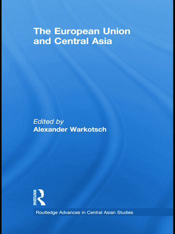 The European Union and Central Asia book cover