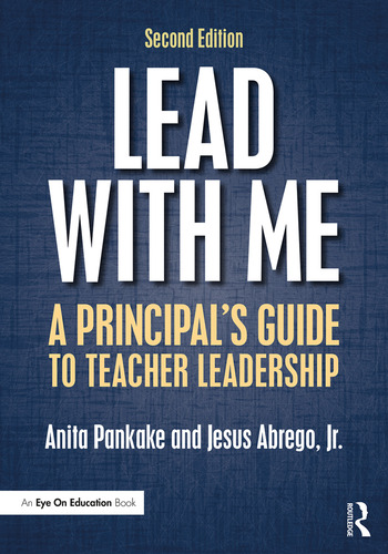 Lead with Me A Principal's Guide to Teacher Leadership book cover