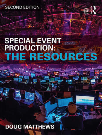 Special Event Production: The Resources book cover