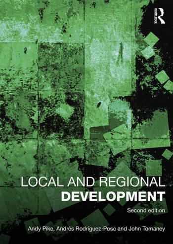 Local and Regional Development book cover