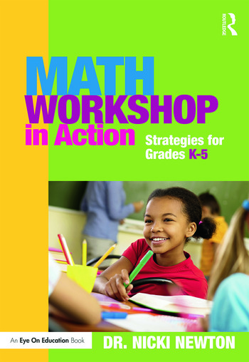Math Workshop in Action Strategies for Grades K-5 book cover