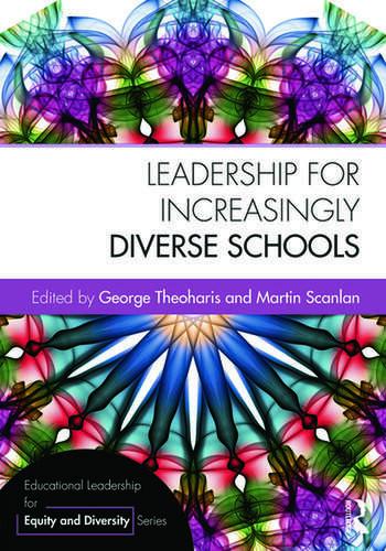 Leadership for Increasingly Diverse Schools book cover