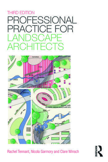 Professional Practice for Landscape Architects book cover