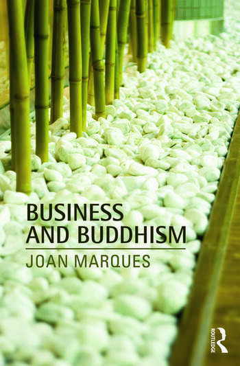 Business and Buddhism book cover