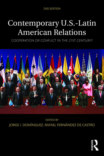 Contemporary U.S.-Latin American Relations Cooperation or Conflict in the 21st Century? book cover