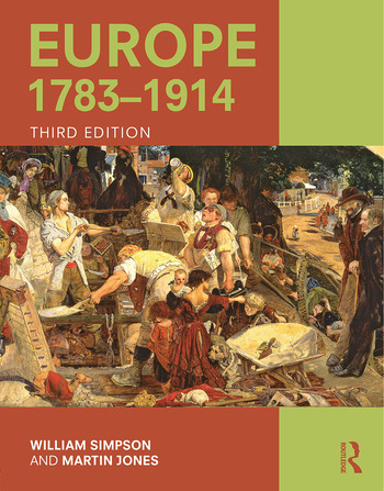 Europe 1783-1914 book cover