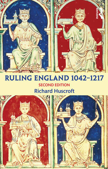 Ruling England 1042-1217 book cover