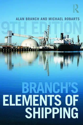 Branch's Elements of Shipping book cover