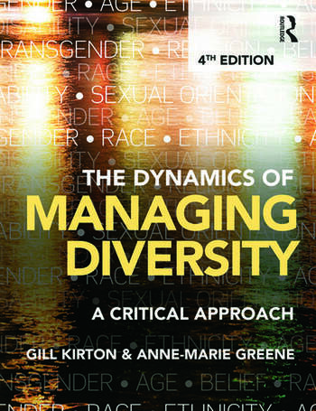 The Dynamics of Managing Diversity A critical approach book cover