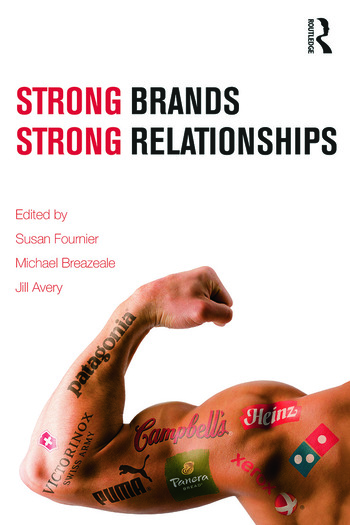 Strong Brands, Strong Relationships book cover