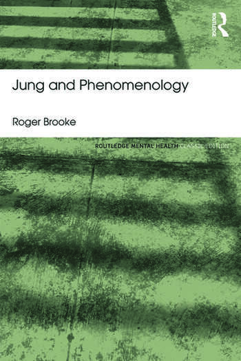 Jung and Phenomenology book cover