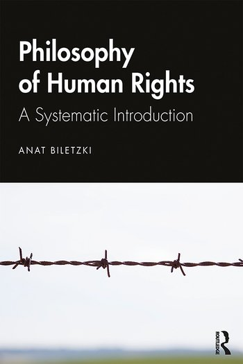 Philosophy of Human Rights A Systematic Introduction book cover