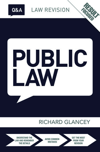 Q&A Public Law book cover