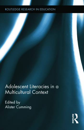 Adolescent Literacies in a Multicultural Context book cover