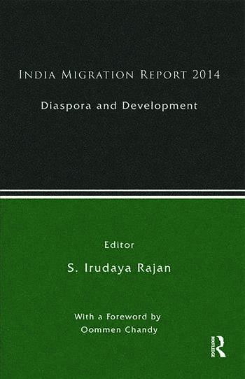 India Migration Report 2014 Diaspora and Development book cover