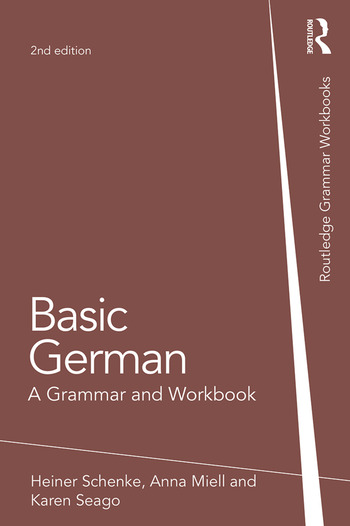 Basic German A Grammar and Workbook book cover