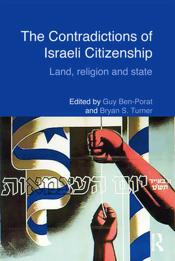 The Contradictions of Israeli Citizenship Land, Religion and State book cover