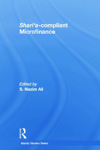 Shari'a Compliant Microfinance book cover