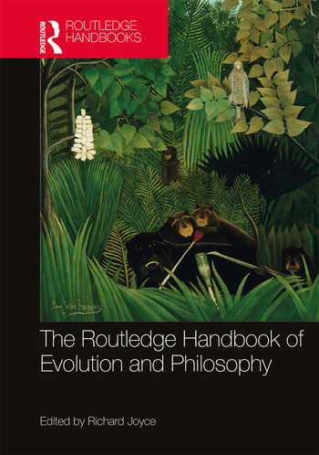 The Routledge Handbook of Evolution and Philosophy book cover