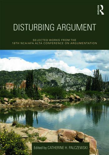 Disturbing Argument book cover