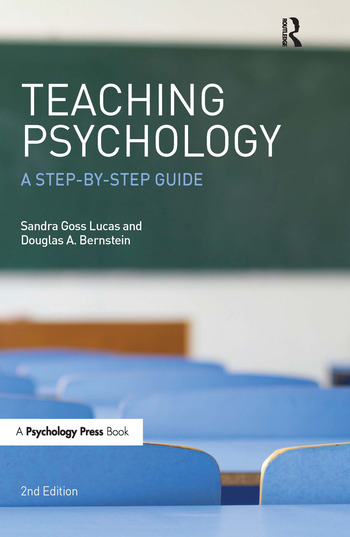 Teaching Psychology A Step-By-Step Guide, Second Edition book cover