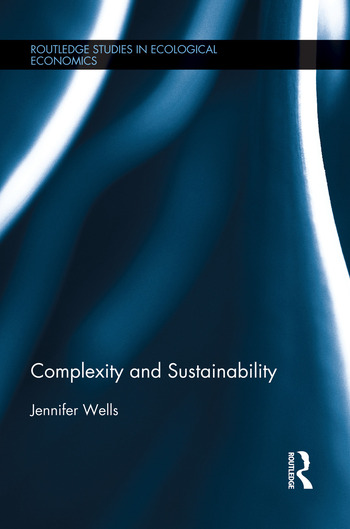 Complexity and Sustainability book cover