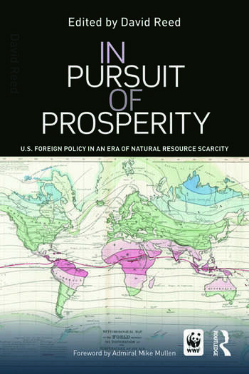 In Pursuit of Prosperity U.S Foreign Policy in an Era of Natural Resource Scarcity book cover