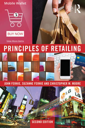 Principles of Retailing book cover