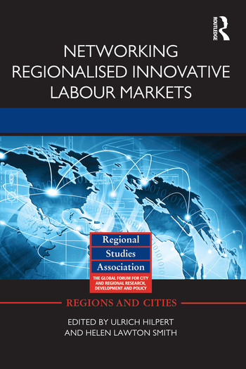 Networking Regionalised Innovative Labour Markets book cover