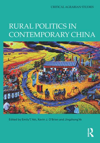 Rural Politics in Contemporary China book cover