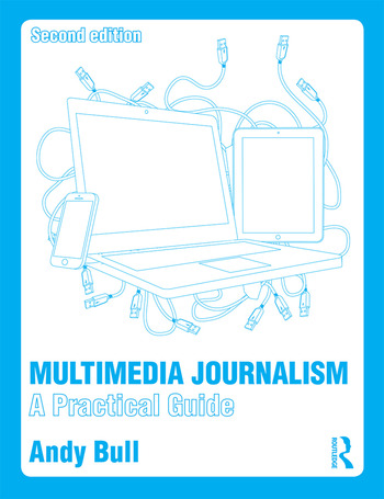 Multimedia Journalism A Practical Guide book cover