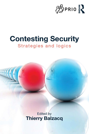 Contesting Security Strategies and Logics book cover