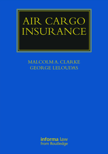 Air Cargo Insurance book cover