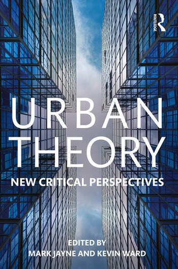 Urban Theory New critical perspectives book cover