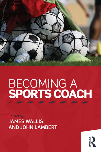 Becoming a Sports Coach book cover