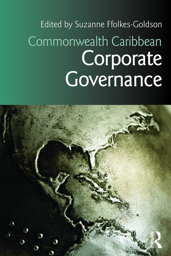 Commonwealth Caribbean Corporate Governance book cover