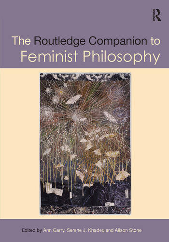 The Routledge Companion to Feminist Philosophy book cover